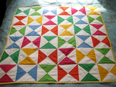 free tutorial crayon box quilt cheater s binding by