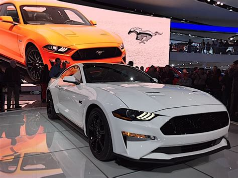 new ford mustang 2018 big changes coming for 2018 ford mustang