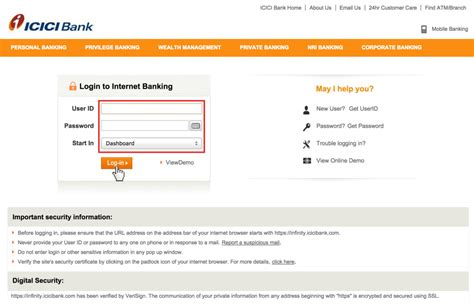 icici bank login icici bank login www icicibank account sign in
