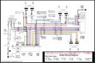 color stereo wiring diagram for 1988 car audio wiring