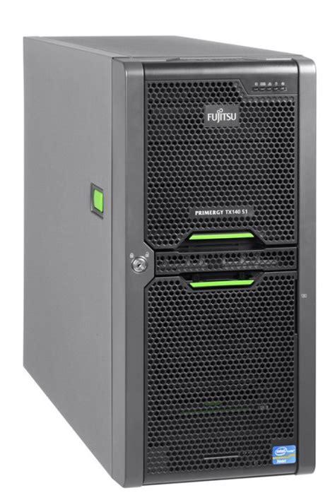 fujitsu primergy tx140 s1 sme tower server business systems international bsi