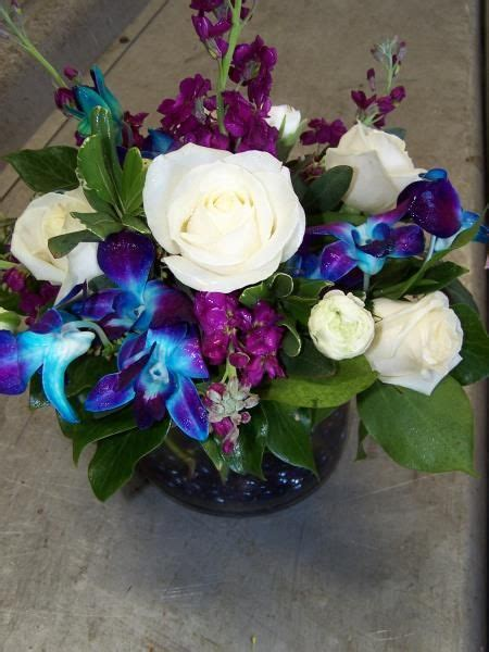 purple and teal wedding centerpieces teal purple and white centerpieces wedding reception