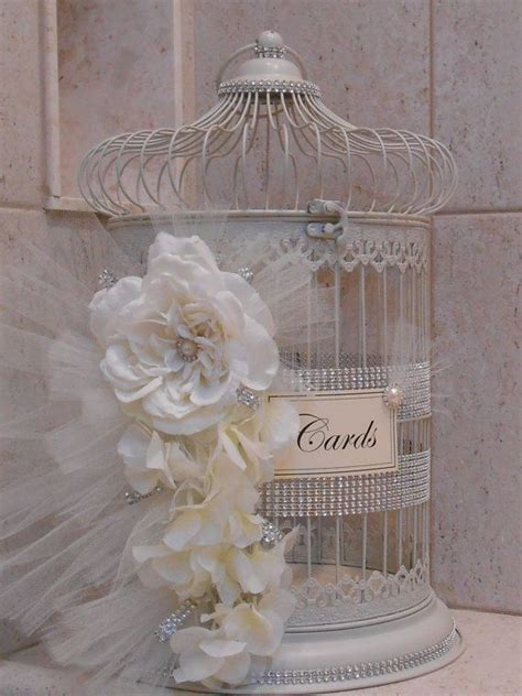Ideas For Gift Card Holders For Weddings - birdcage wedding gift card holder 28 images gold birdcage wedding card holder card
