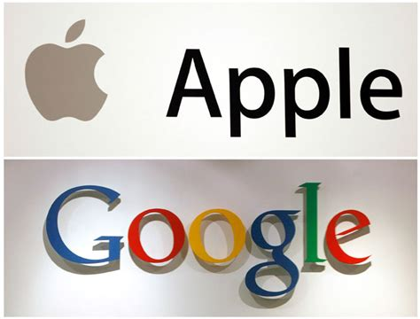 apple google google takes top global brand title from apple study