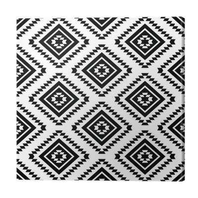 aztec pattern png tribal seamless pattern aztec black and white background