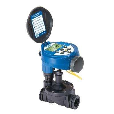 drip and soaker hose compatible irrigation timers