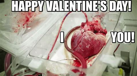 Happy Valentines Day Meme - human heart beating