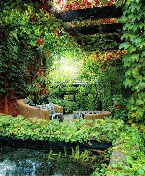 Backyard Garden Oasis by What Are Some Interesting Things You Can Do With A