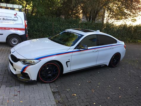 Bmw Scheibenaufkleber by Flow Gee 180 S F36 435i Xdrive Airlift Performance Kv1