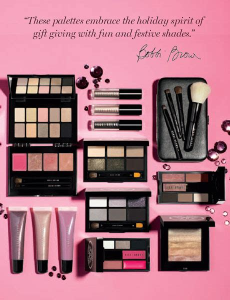 bobbi brown holiday 2012 collection and gift sets info