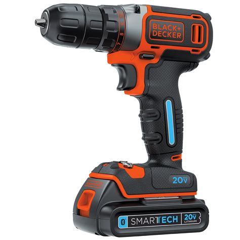 Black Decker Announces Smartech Technology The