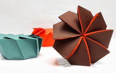 Twist Box Origami - origami twist box click blue quot diagrama quot or follow this