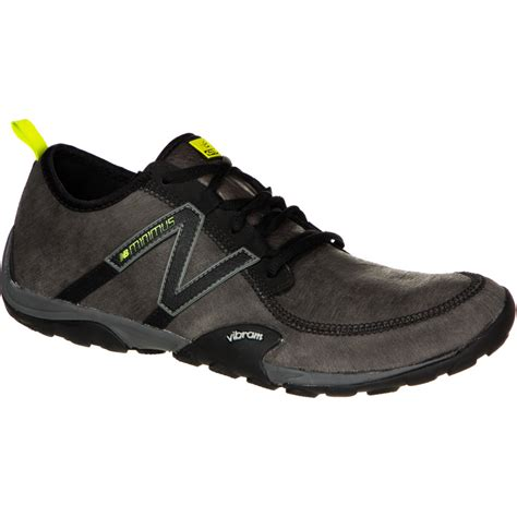 running shoes leather new balance mt10 minimus leather trail running shoe