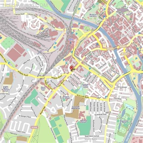 map of city centre york city centre hotels driverlayer search engine