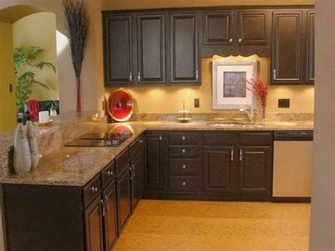 painting kitchen cabinets dark brown best wall paint colors ideas for kitchen