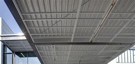 expanded metal ceilings lindner