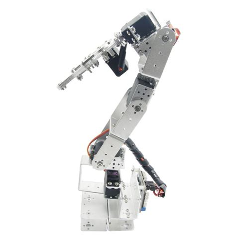 solidworks tutorial how to animate a 6 dof degrees of aliexpress com buy aluminium robot 6 dof arm cl claw