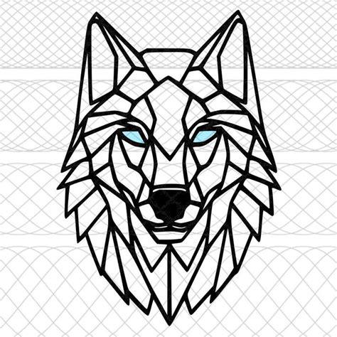 geometric tattoo generator best 25 geometric wolf ideas on pinterest geometric