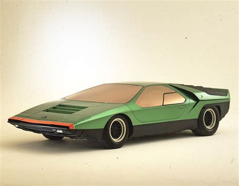Alfa Romeo Carabo by Alfa Romeo Showcases Its Most Beautiful Classic Cars Maxim