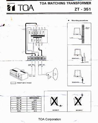 Dijamin Ear Monitor Krezt M 100 toa matching transformer