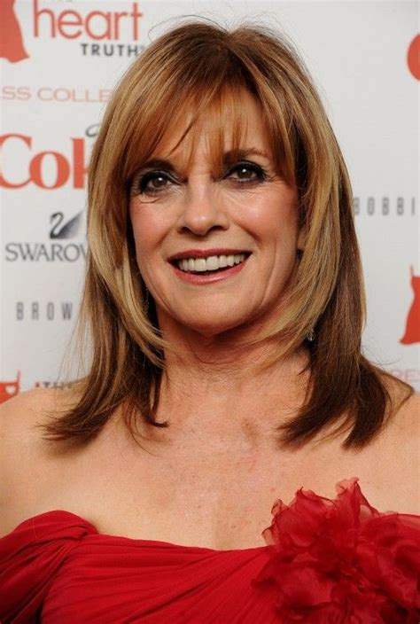 face framing haircuts for older women linda gray s frace framing layers are a great look for