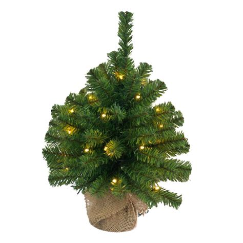 burlap base tree 30cm christmas trees tabletop trees