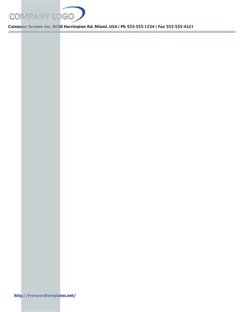 word stationery template free oyle kalakaari co