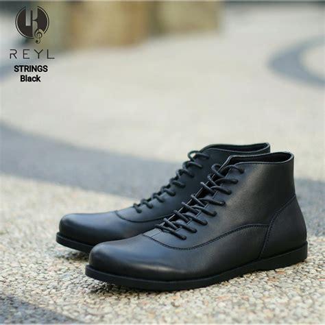 Sepatu Ukuran 39 40 41 sepatu boots reyl strings hitam ukuran 39 43 elevenia