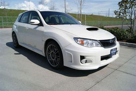 Subaru Wrx Warranty by Find Used 2013 Subaru Impreza Wrx Sti Wagon 4k