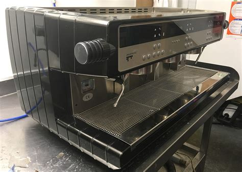 reconditioned commercial coffee machines for sale secondhand catering equipment 3 espresso machines