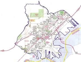 map of duluth duluth neighborhood boundaries duluth day