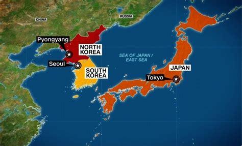 Jepitan Korea corea nord ultime notizie guerra nucleare giappone