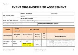 group event project plan