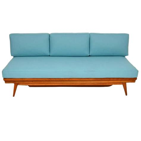 1950s couch retro sofa daybed by wilhelm knoll vintage 1950s at 1stdibs
