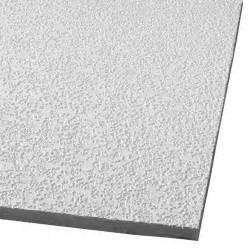 lowes ceiling panels shop armstrong 16 pack random fissured fiberglass