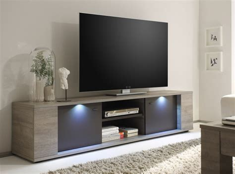 75 tv console table modern tv stand sidney 75 by lc mobili 739 00 modern