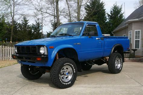 Image Gallery 1980 Toyota 4x4