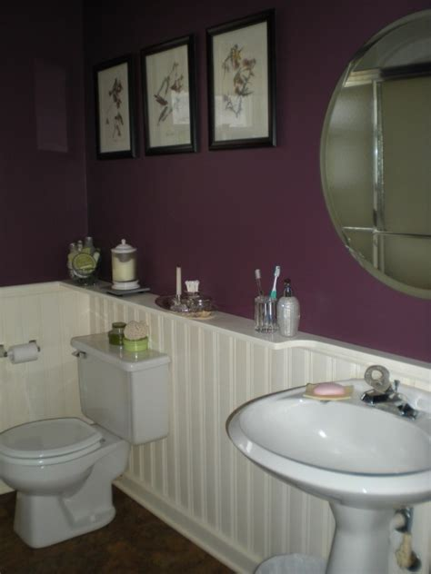 plum colored bathrooms best 25 purple bathroom ideas on purple