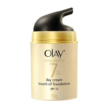 Olay Total Effect Touch Of Foundation olay total effects 7 in 1 bb touch of foundation