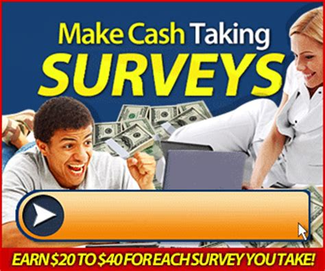 Free Money For Taking Surveys - make cash taking surveys biz review how to earn money