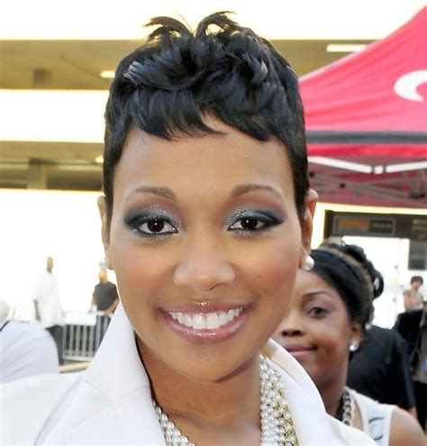 haircuts for american african american short black wavy hairstyle 2013