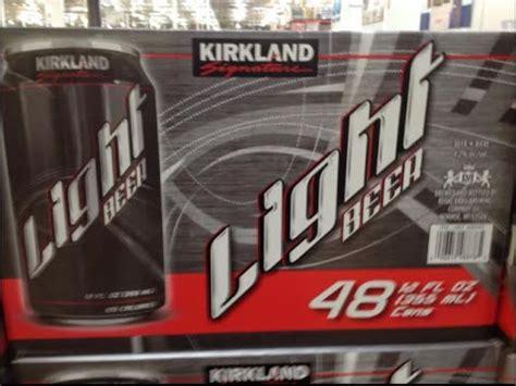 kirkland light beer discontinued kirkland light beer review kirkland signature light beer