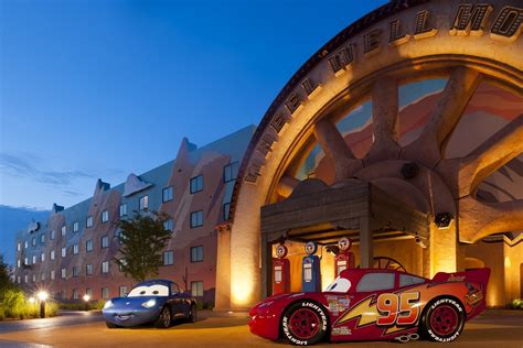 Cars themed family suites open in second phase at disney s art of animation resort the disney blog