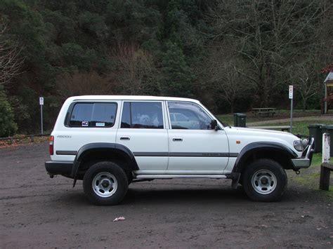 Toyota Never Breaks 1993 Toyota Land Cruiser Overview Cargurus