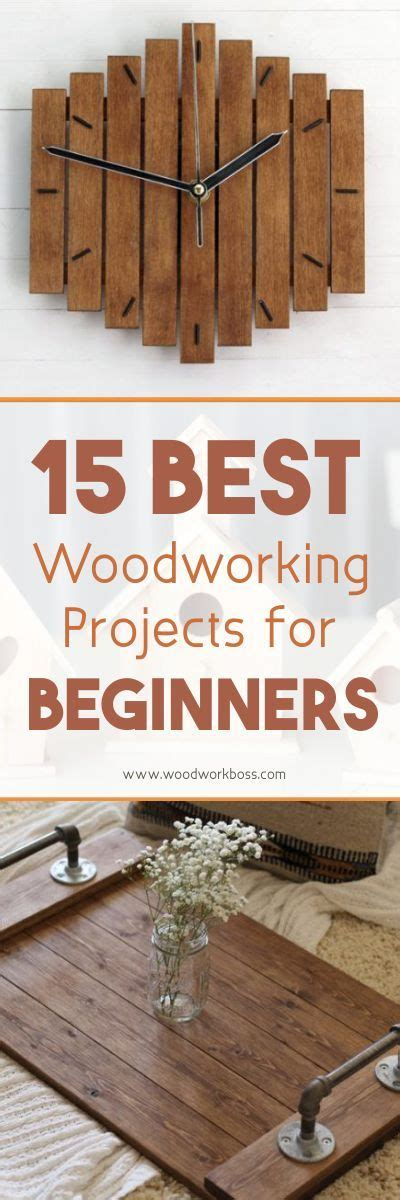 Simple Wood Projects For Beginners