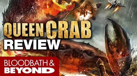 film queen crab queen crab 2015 horror movie review bloodbath and beyond