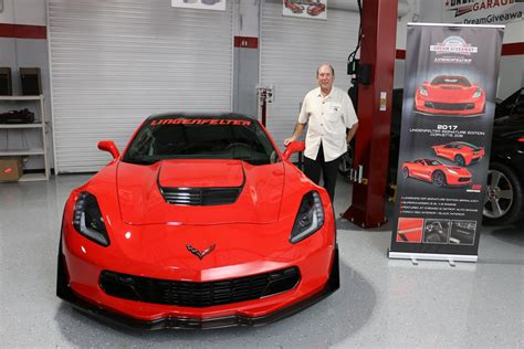 Fund Your Dreams Giveaway - get your tickets for the corvette dream giveaway 2017 amazingreveal