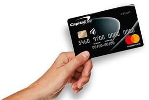 classic credit card capital one