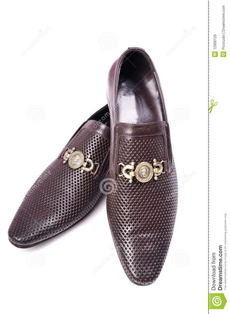 branded formal shoes royalty free stock image image