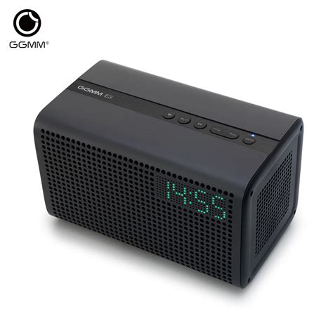 Receiver Bluetooth Stereo Audio Speaker ggmm e3 wireless bluetooth speaker audio receiver wifi